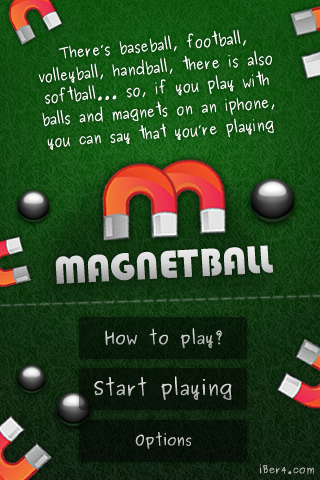 Screenshot Magnetball