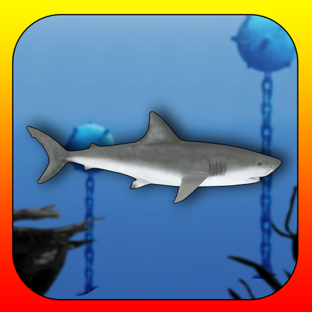 Tap Shark Free - The Hungry Fish Game